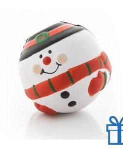Anti stress bal sneeuwman bedrukken