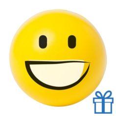 Antistress bal emoji smile bedrukken