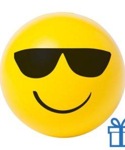 Antistress bal emoji zonnenbril bedrukken