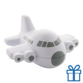 Antistress vliegtuig bedrukken