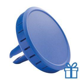 Auto luchtverfrisser limoen blauw bedrukken
