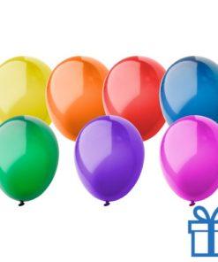 Ballon crystal kleuren bedrukken op aanvraag! Vari bedrukken