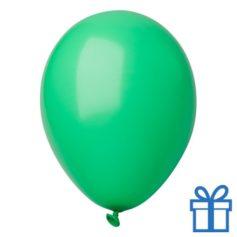 Ballon pastel kleuren bedrukken op aanvraag! Groen bedrukken