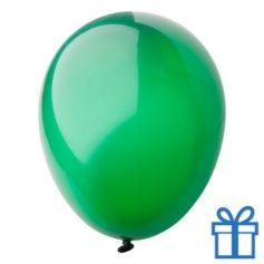 Ballon pastel kleuren bedrukken op aanvraag! IrishGreen bedrukken