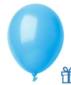 Ballon pastel kleuren bedrukken op aanvraag! Lichtblauw bedrukken