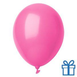 Ballon pastel kleuren bedrukken op aanvraag! Roze bedrukken