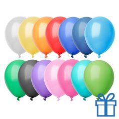Ballon pastel kleuren bedrukken op aanvraag! Vari bedrukken