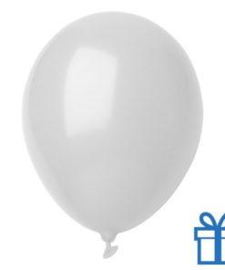 Ballon pastel kleuren bedrukken op aanvraag! Wit bedrukken