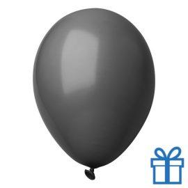 Ballon pastel kleuren bedrukken op aanvraag! Zwart bedrukken