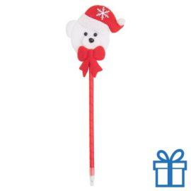 Balpen goedkoop sneeuwpop bedrukken