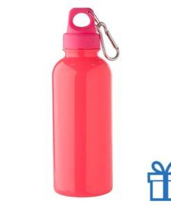 Bidon 600ml goedkoop roze bedrukken