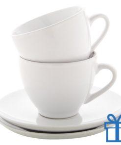 Cappuccino set 2 bedrukken