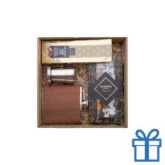 Chocolade geschenkset bedrukken