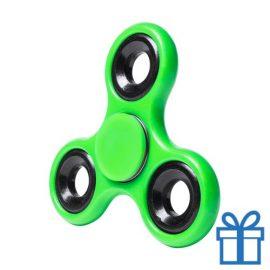Fidget spinner groen bedrukken