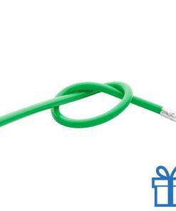 Flexibele potlood groen bedrukken