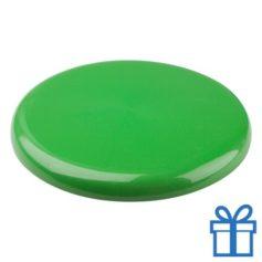 Frisbee beach groen bedrukken