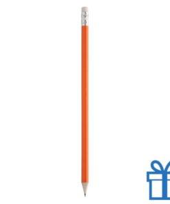 Goedkope houten potlood oranje