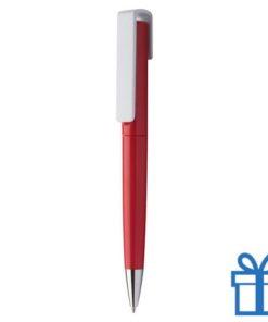 Goedkope plastic draaipen rood