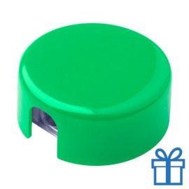 Goedkope puntenslijper basic groen