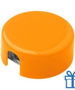 Goedkope puntenslijper basic oranje