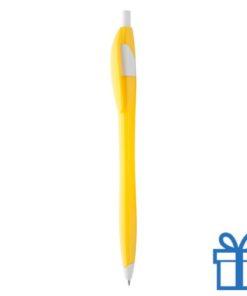 Goedkope voordelige pen geel