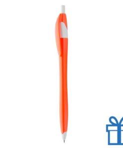 Goedkope voordelige pen oranje