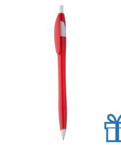 Goedkope voordelige pen rood