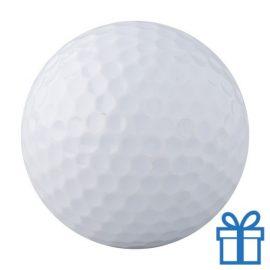 Golfbal wit bedrukken
