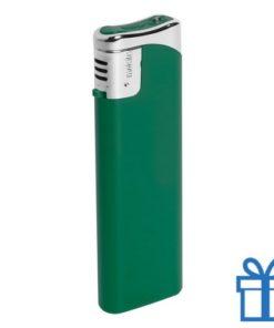 Hervulbare aansteker groen bedrukken