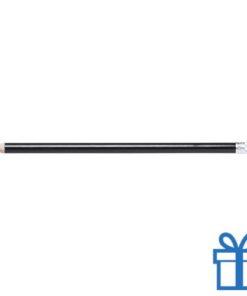 Houten potlood stylus zwart
