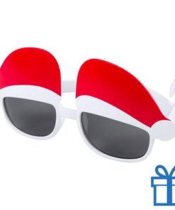 Kerst zonnebril bedrukken