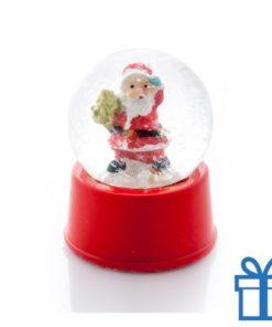 Kerstman in bol bedrukken