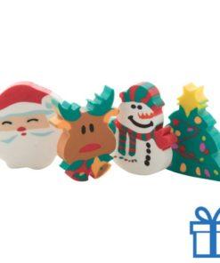 Kerstmis gum set bedrukken