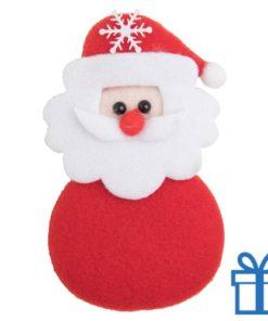 Kerstmis koelkastmagneet kerstman bedrukken