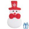 Kerstmis koelkastmagneet sneeuwpop bedrukken