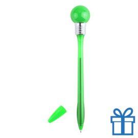 Kinderbalpen bol LED groen bedrukken