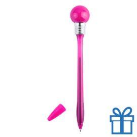 Kinderbalpen bol LED roze bedrukken