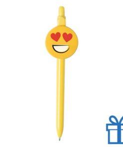 Kinderbalpen emoji hearts bedrukken