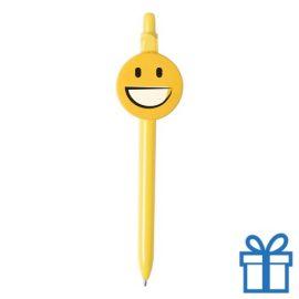 Kinderbalpen emoji smile bedrukken