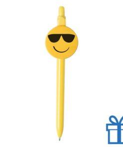 Kinderbalpen emoji sunny bedrukken