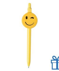 Kinderbalpen emoji wink bedrukken