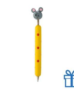 Kinderpen muis bedrukken
