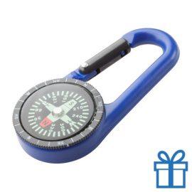Kompas tracking blauw bedrukken