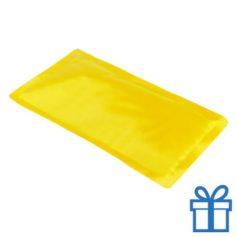 Kompres goedkoop geel bedrukken