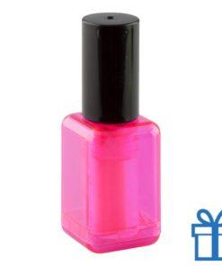 Marker naggellakvorm roze bedrukken