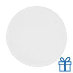 Opvouwbare frisbee wit bedrukken