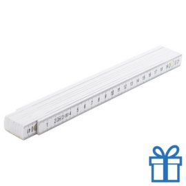 Opvouwbare plastic liniaal bedrukken