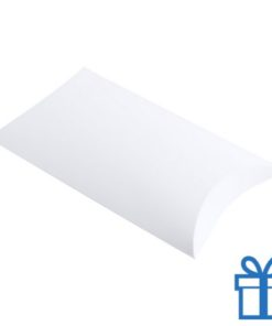 Papieren geschenkdoos groot bedrukken