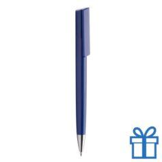 Pen chromen tip navy