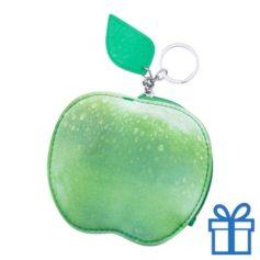 Portemonnee appel bedrukken